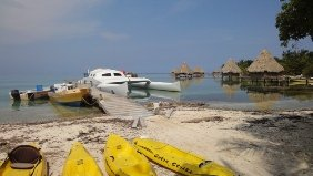 Insel Belize Reisepaket