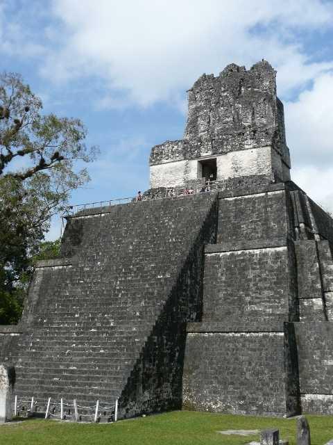 Tikal Guatemala Belize Reise