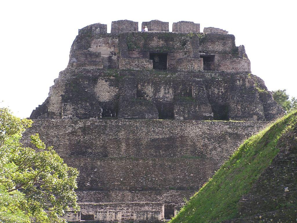 Xunantunich Belize