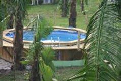 kleiner Pool in Green Valley Inn