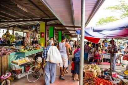 Markt San Ignacio belize